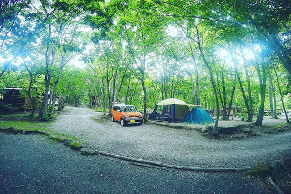 ACNあぶくまキャンプランド 福島県 キャンプ場