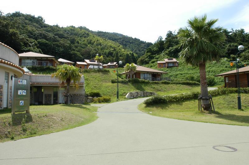 山口県立片添ヶ浜海浜公園オートキャンプ場