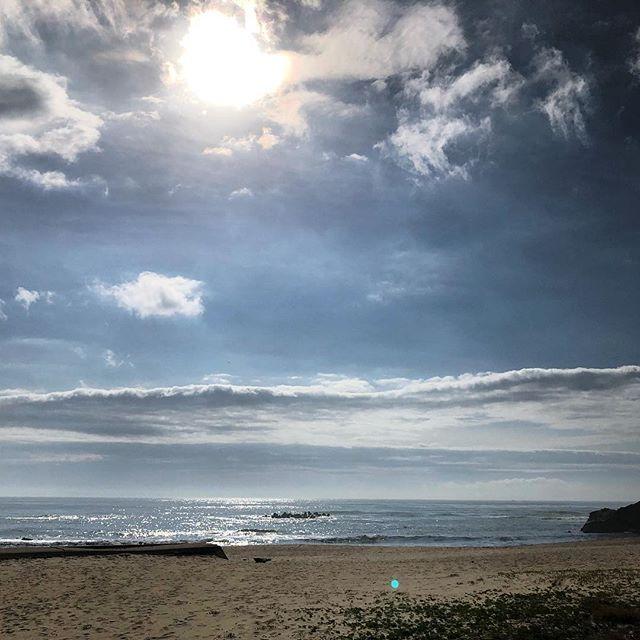 伊師浜海水浴場 茨城は快水浴場百選の認定ビーチ