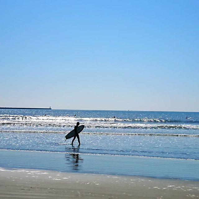 大洗サンビーチ 茨城は快水浴場百選の認定ビーチ