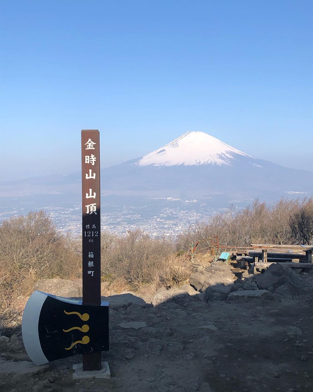 親子登山 関東
