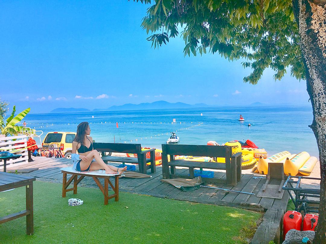 カーメルビーチクラブ 滋賀のおすすめ湖畔ビーチ