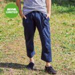 アウトドア月刊誌「BE-PAL」から、クライミングウェアブランド「ROKX」とコラボした夏に活躍間違いなしの七分丈パンツが新発売