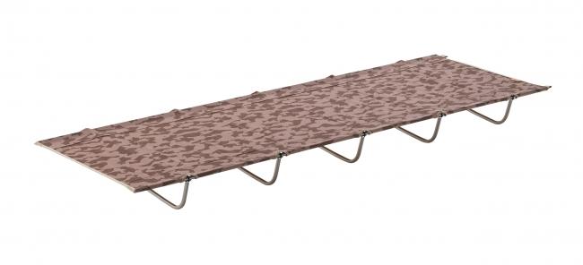 LOGOS エアライト アッセムプットベッド発売【簡単組立て&撤収!2.2kgの超軽量で片手に載るほどコンパクト収納】