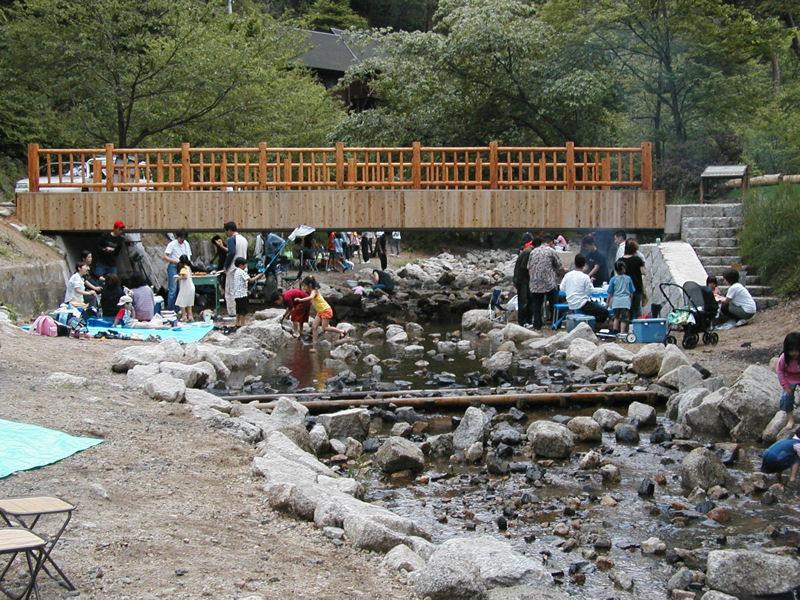 京都 バーベキュー 山城町森林公園