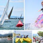 YANMAR PREMIUM WATER FESTA 2019 in Biwako マリンスポーツ異種2競技全国大会を同日開催