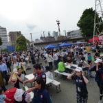 富士通スタジアム川崎でハワイアンキャンプ!