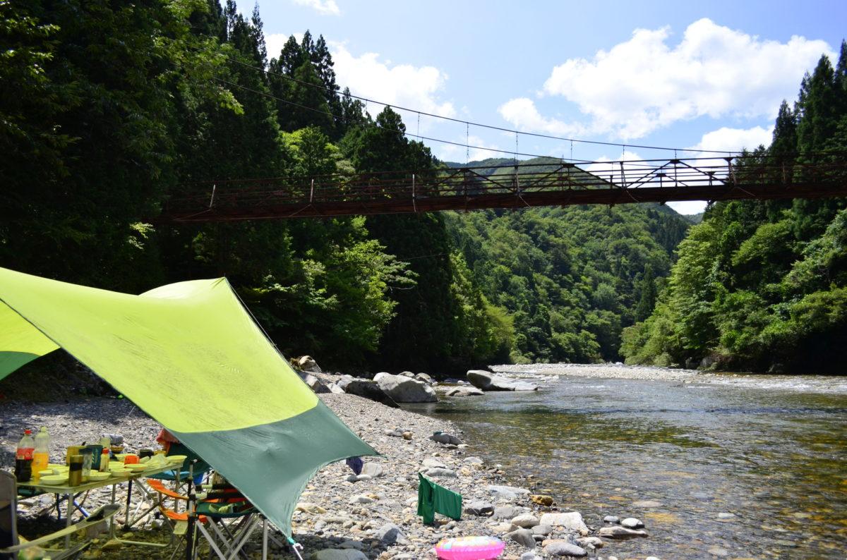 【岐阜県】宿泊施設もあるおすすめの川遊びスポットをご紹介!
