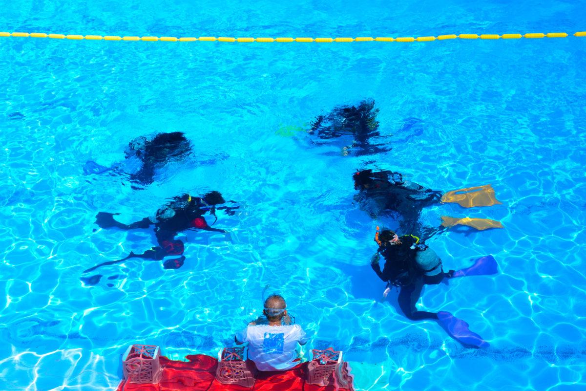 ダイビングを始める前のQ&A