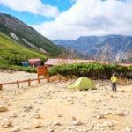 テント泊で登山の魅力を広げよう!テント泊登山の魅力と流れを解説