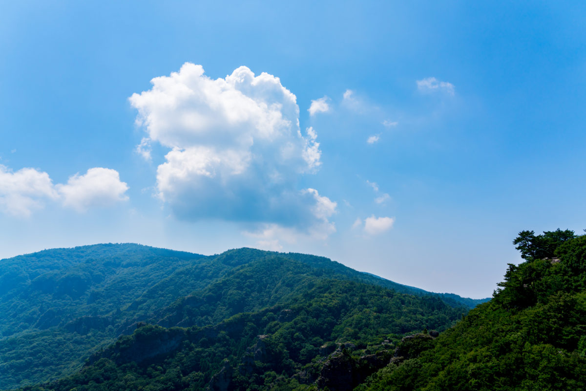香川県 親子で登山