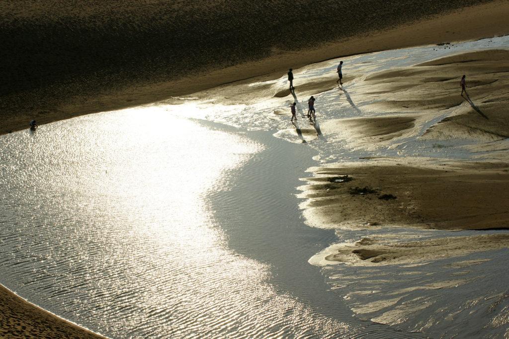 鳥取の渓流釣り・管理釣り場