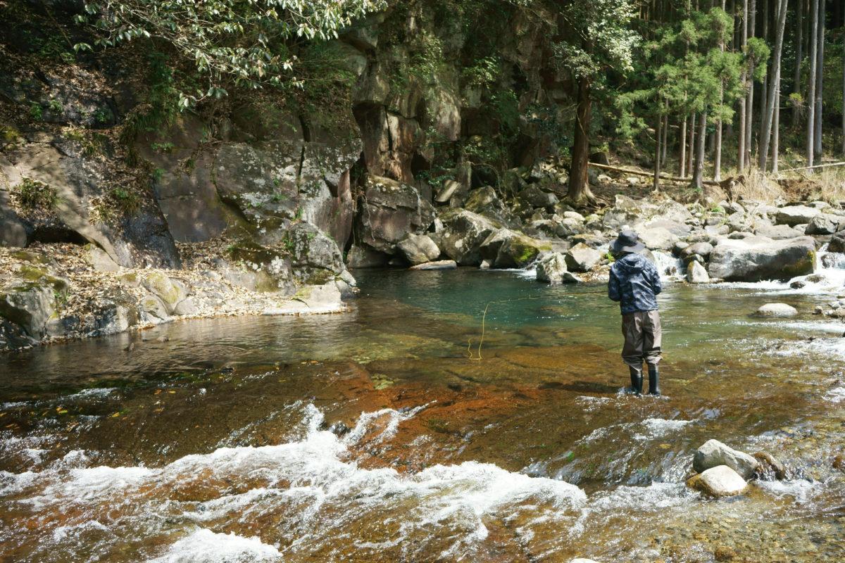 長崎県の渓流釣りポイント