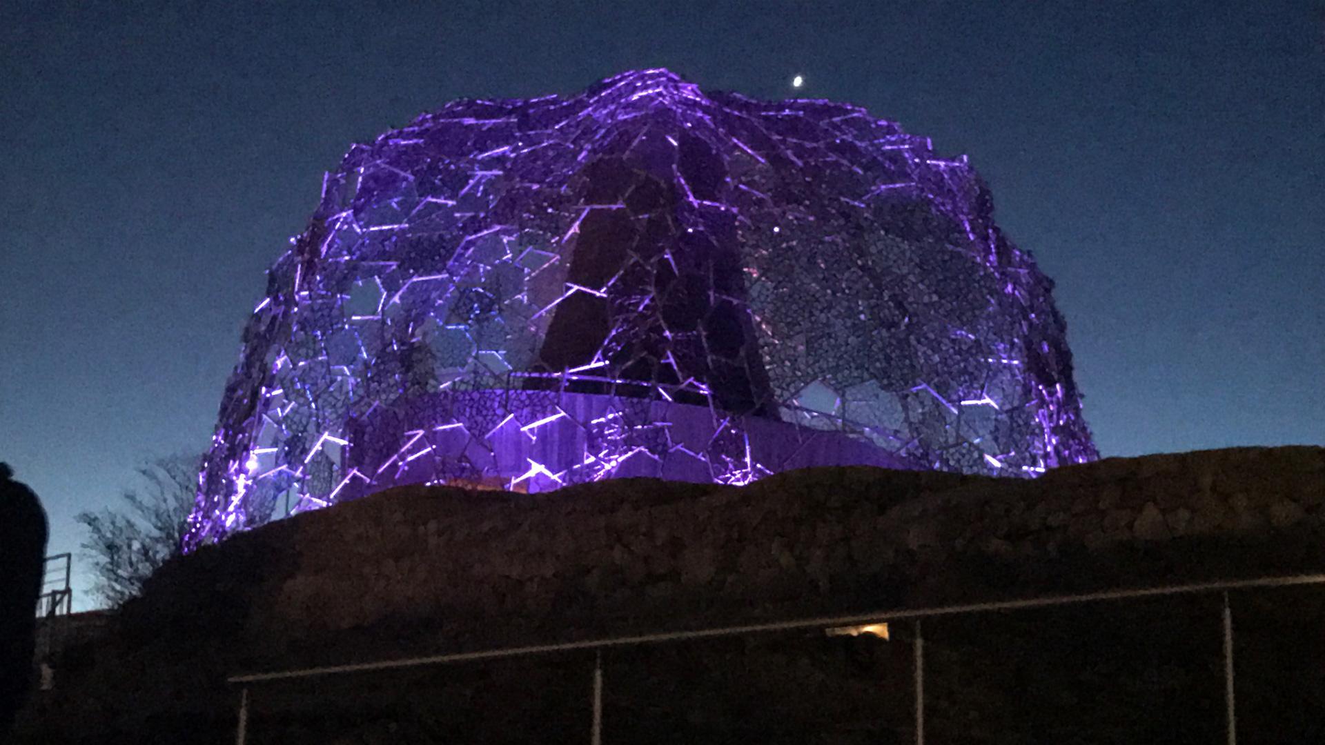 六甲山光のアートLightscape in Rokko ライティングテーマ『枕草子』は今年がラスト! 夏バージョン「夏は夜」