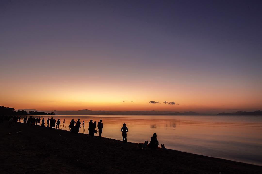 近江白浜水泳場 滋賀のおすすめ湖畔ビーチ