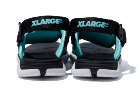 XLARGE×gravisコラボサンダル