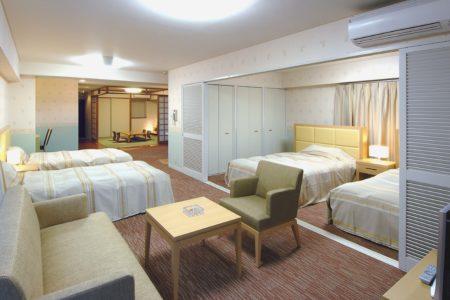 城崎のリゾートホテル レイセニット城崎スイートVilla