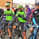 若い自転車選手の活躍と復活したロードバイクレース、ブエルタ・アラゴン。