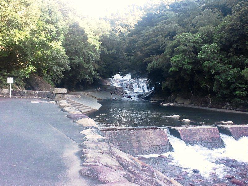 鹿児島 川遊び 夏休み