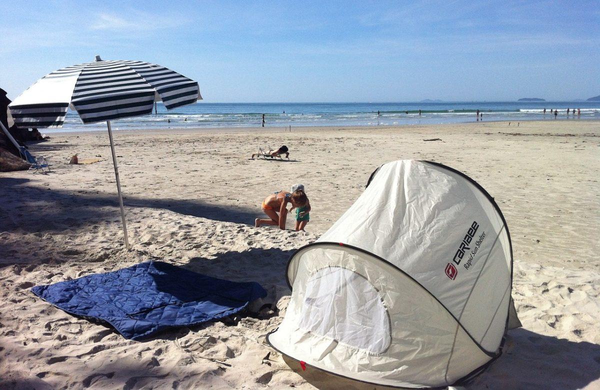 海 ビーチ キャンプ