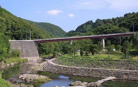 長崎 川遊び 幸物河川公園