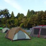 六甲山カンツリーハウス ひと夏の思い出・ファミリーキャンプ体験
