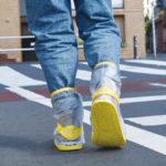 雨の日でもへっちゃら!靴を守るレインシューズカバーの新デザインがヴィレヴァンオンラインに登場