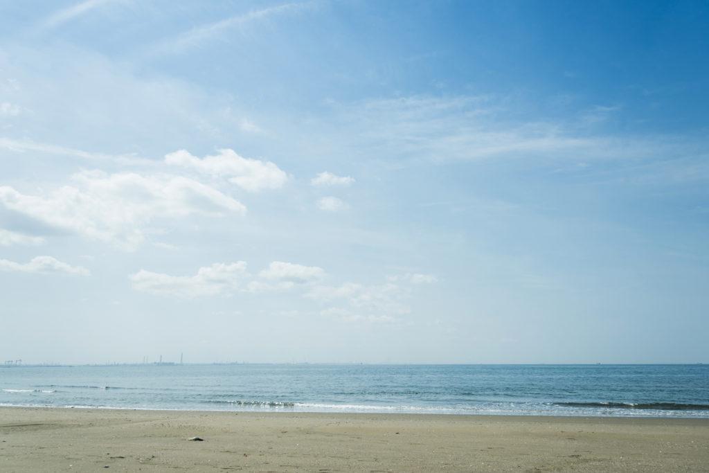 いなげの浜海水浴場(千葉)海開き 関東