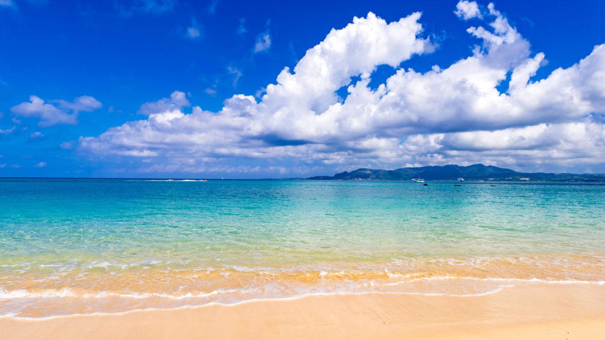 2019年海開きの時期は?関東の海水浴はいつからできるの?