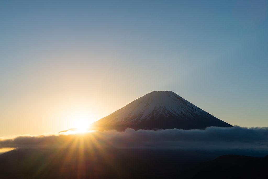 富士山の登山コース