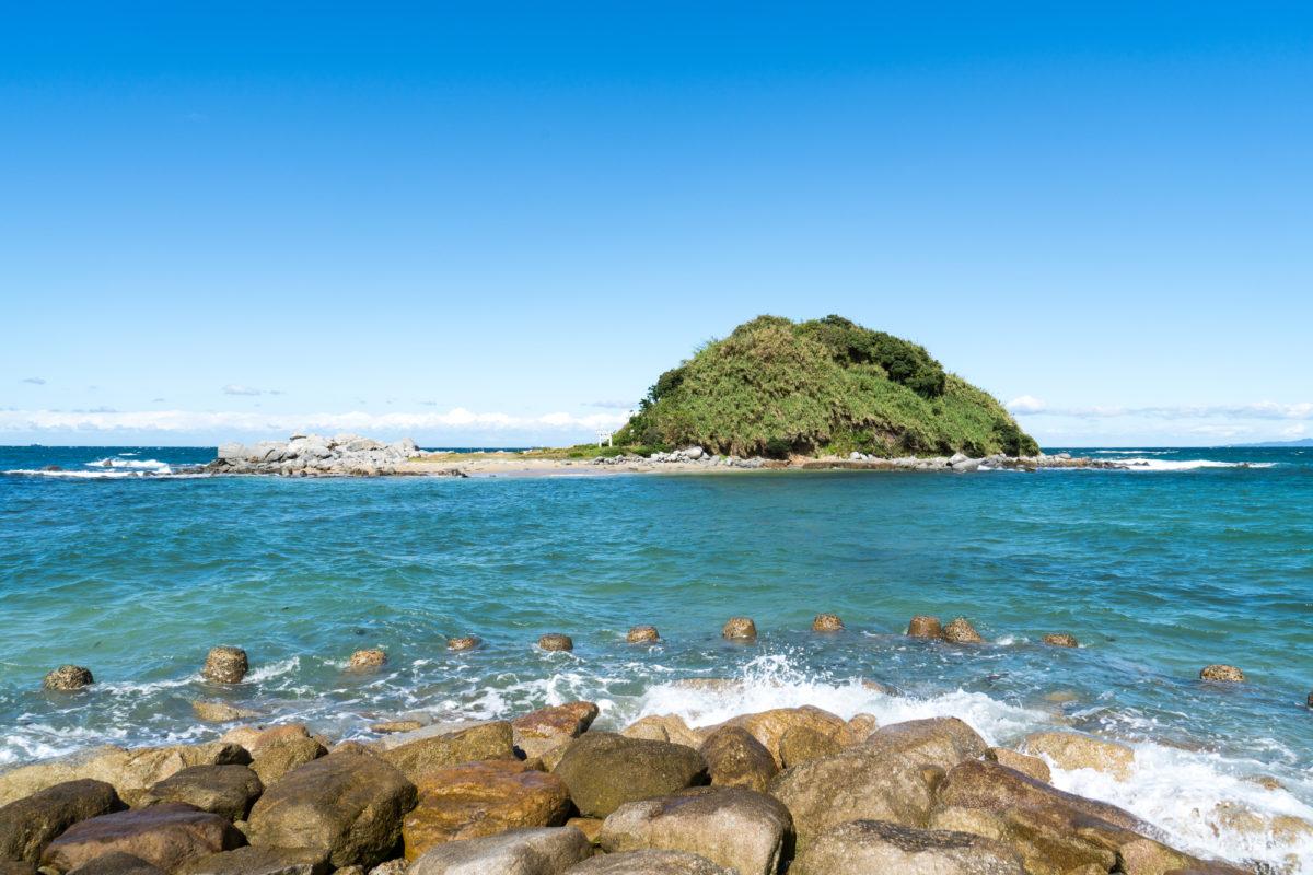志賀島 海の家