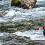 子供も楽しめる渓流釣り!渓流の餌釣り「ミャク釣り」の道具と釣り方