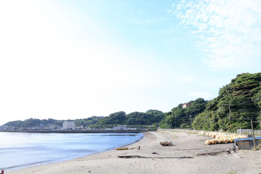 三浦海岸海水浴場(神奈川)海開き 関東