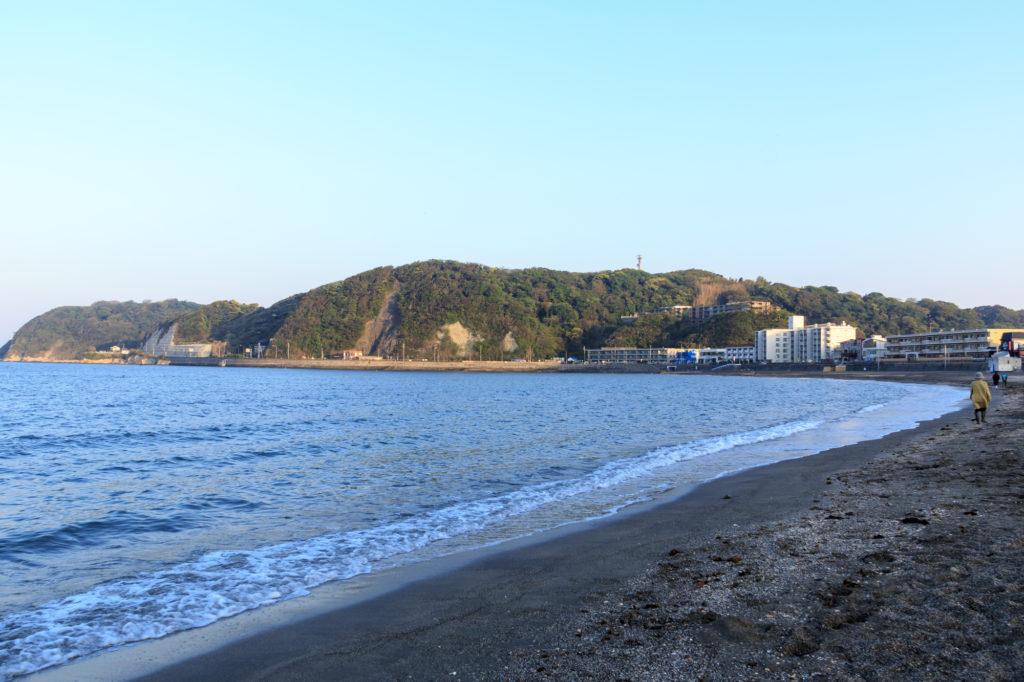 逗子海岸(神奈川)海開き 関東