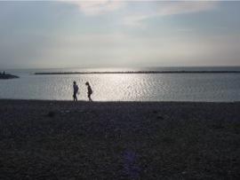 五色県民サンビーチ 淡路島 海開き