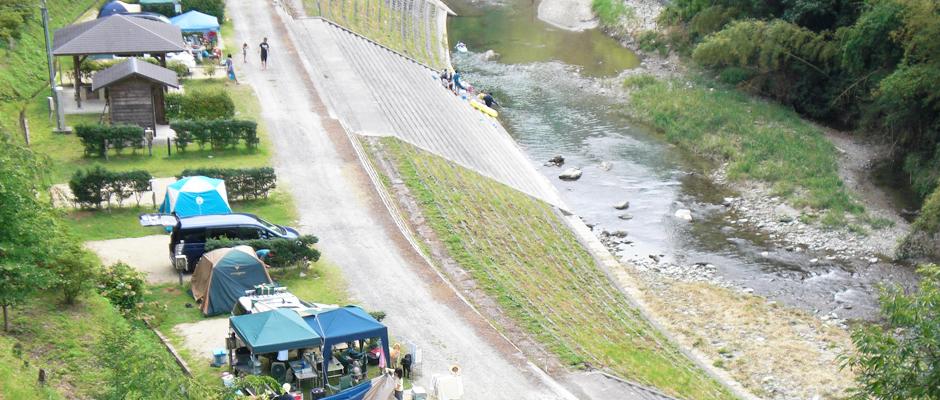 自然を楽しむキャンプをしたいなら細野渓流キャンプ場がおすすめ!