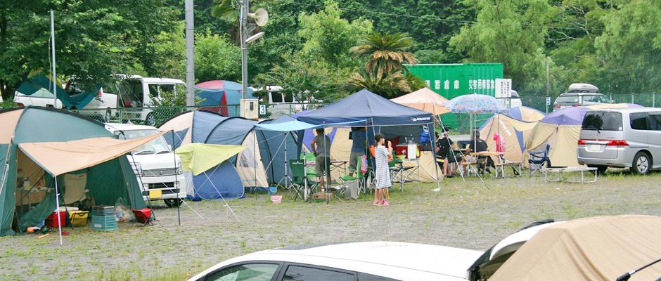細野渓流キャンプ場 和歌山