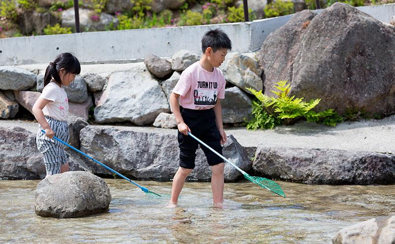 那須渓流パークは釣って良し!食べて良し!遊んで良し!親子で1日満喫しよう!