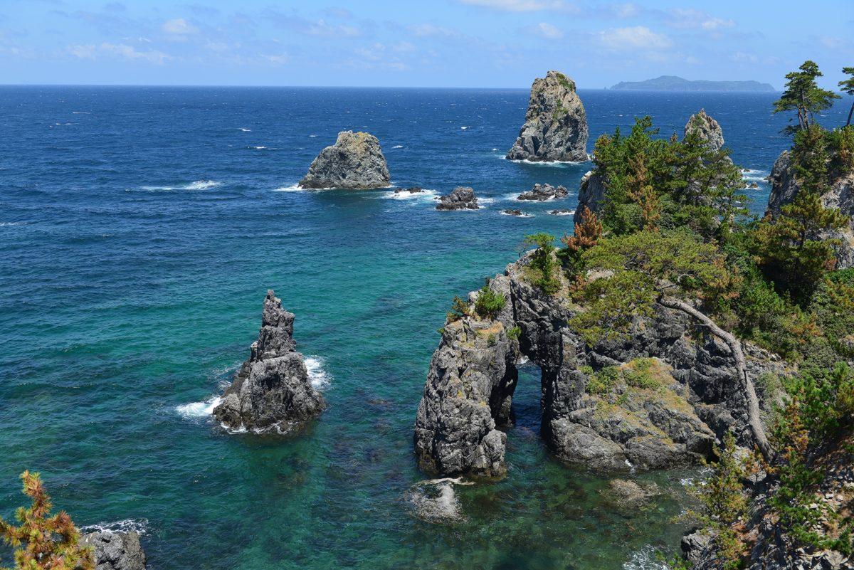 青海島でダイビング!山口県の景勝地にあるダイビングスポット