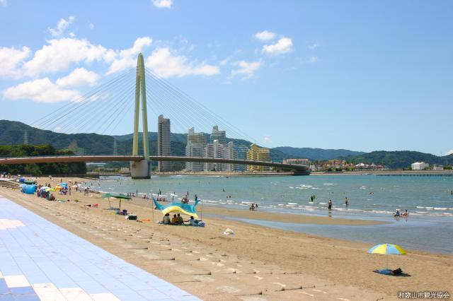 和歌山 ビーチリゾート浜の宮ビーチ