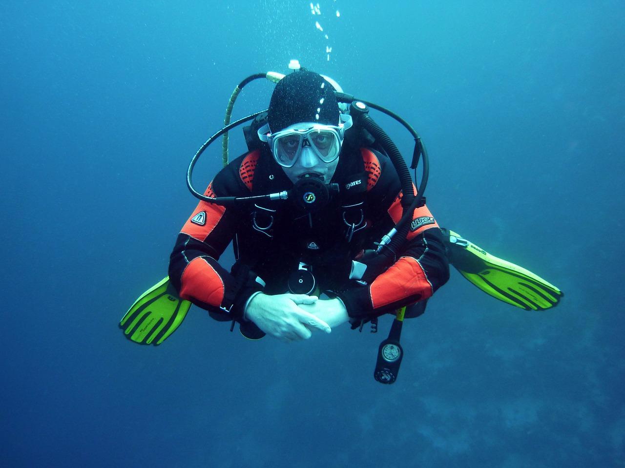 ダイビング 体験