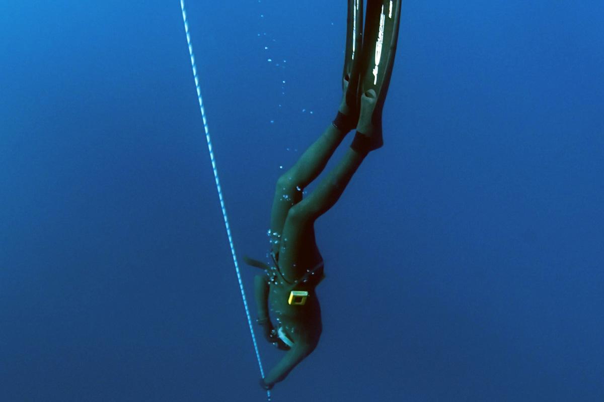 フリーダイビングを始めたい!息止めダイビングにチャレンジ
