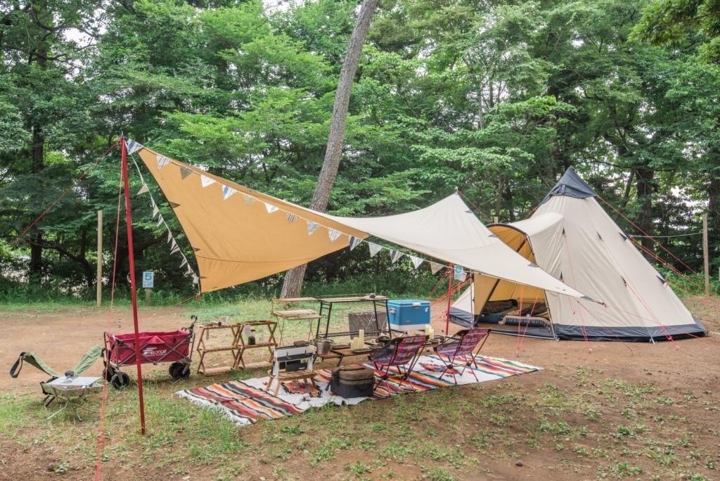 休暇村キャンプ場