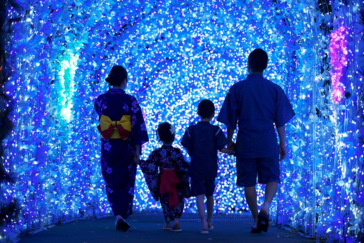 【北海道】ルスツリゾート「北海道まるごと夏祭り」