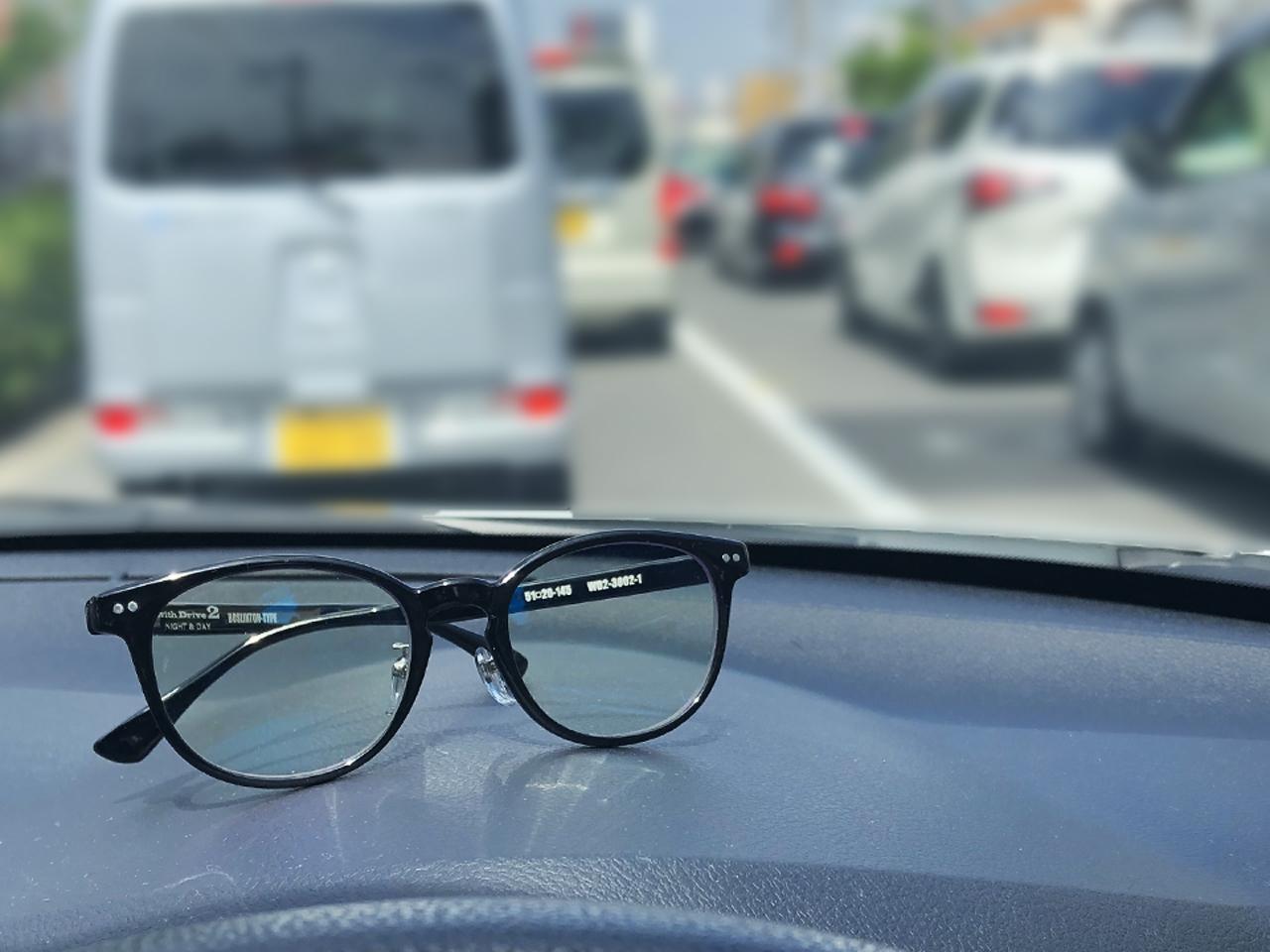 多発する自動車事故を未然に防ぐ!夜間運転の眩しさを抑え明るさを確保する昼夜兼用サングラス With Drive2 NIGHT&DAYの新作 BOSLINTON-T