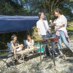 夏休み、キャンプや川遊びを満喫するなら熊本・矢谷渓谷キャンプ場がおすすめ