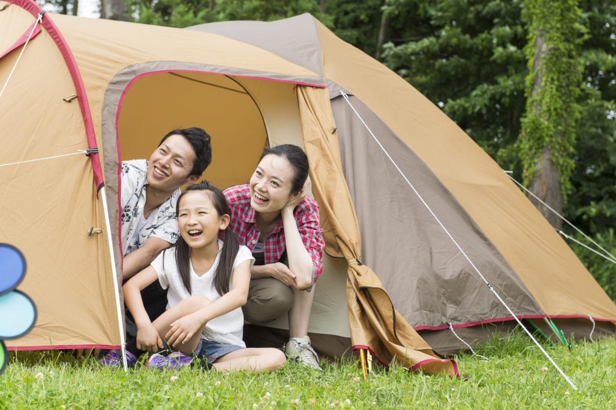 ファミリーキャンプに最適!ベルパークちっぷべつキャンプ場を紹介します!