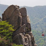 鈴鹿山脈で人気の御在所岳!登山初心者も上級者も楽しめるコースが豊富