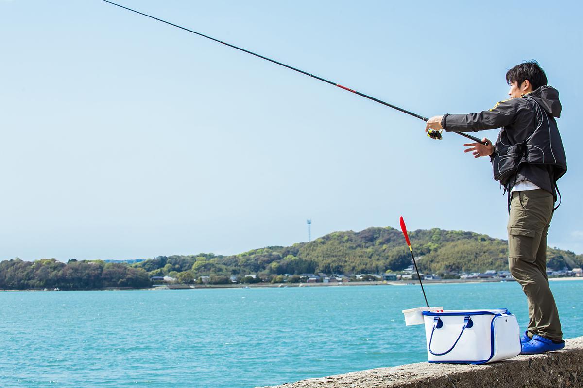 サヨリ釣りの仕掛け