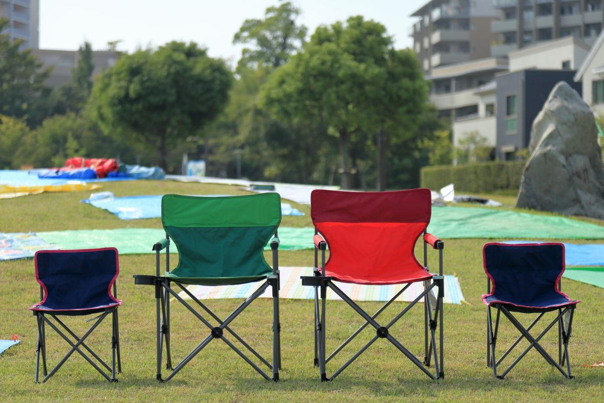 キャンプチェア 椅子